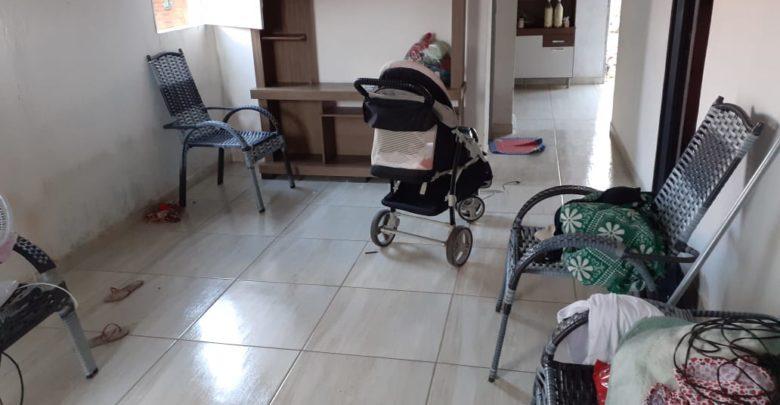 Criminosos quebram janela de residência e furtam vários equipamentos em Oeiras 1
