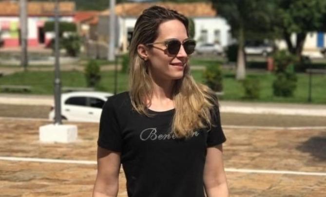 Oeiras: Vanessa Tapety se filia ao PT e deve polarizar com Zé Raimundo 1