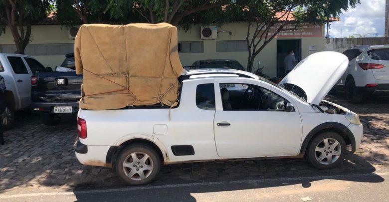 Homem é preso acusado de roubar animais na zona rural de Oeiras 1