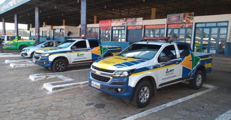Sete empresas de ônibus são multadas e interditadas na rodoviária de Oeiras 1
