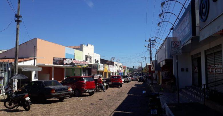 Economia oeirense pede socorro em meio a pandemia provocada pelo covid-19 1