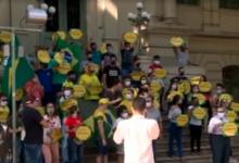 Empresários pedem reabertura das atividades econômicas em protesto e desrespeitam distanciamento em Teresina 14
