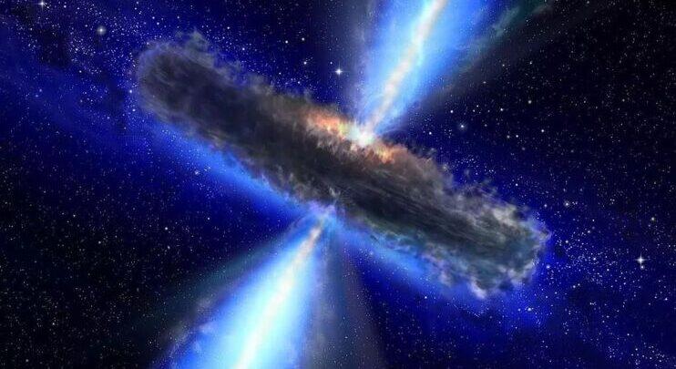 Descoberto universo paralelo onde o tempo passa ao contrário 1