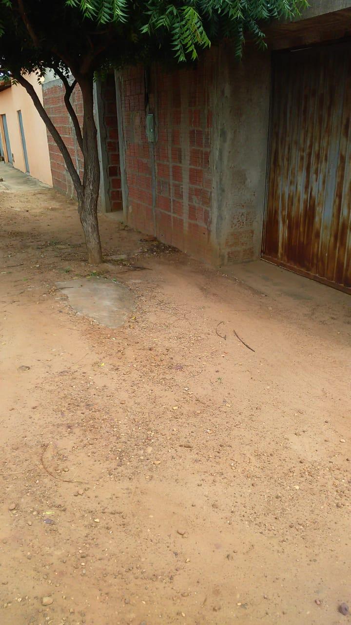 Moradores do Conjunto Raimundo Sá, bairro Uberaba reclamam das ações da construtora que irá realizar obra de pavimentação 6