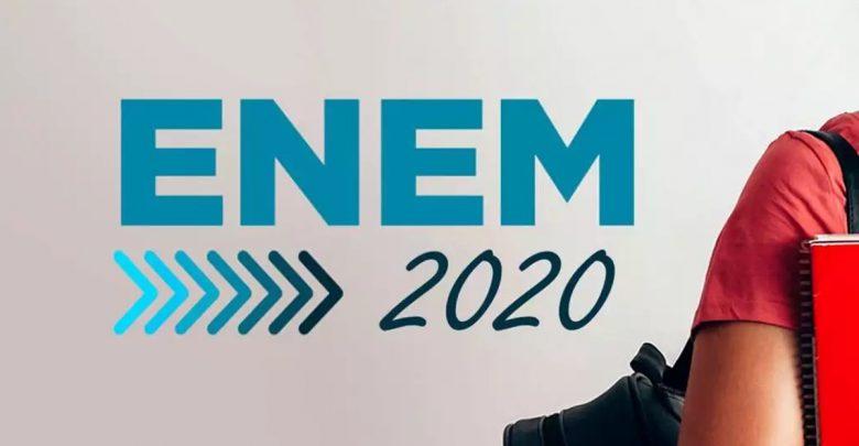 Inscrições para o Enem 2020 começam nesta segunda-feira 1