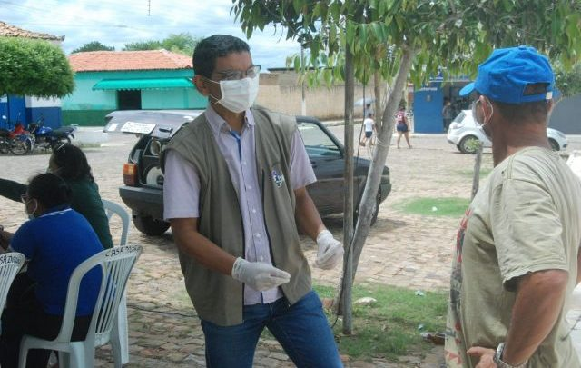 Teste rápido confirma o primeiro caso de COVID-19 em São José do Peixe 1