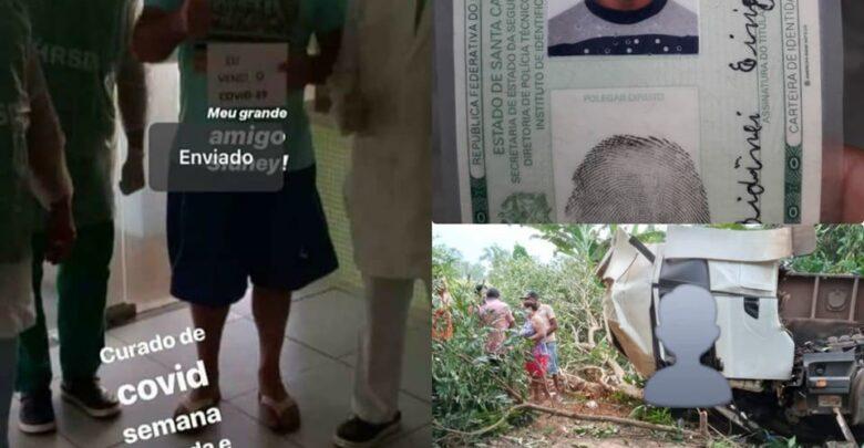 Após se recuperar da Covid-19 homem morre em acidente na BR-135 no Maranhão 1