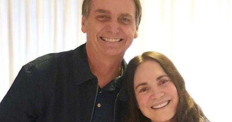 Regina Duarte deixa a secretaria de Cultura e Mario Frias está cotado o cargo 1
