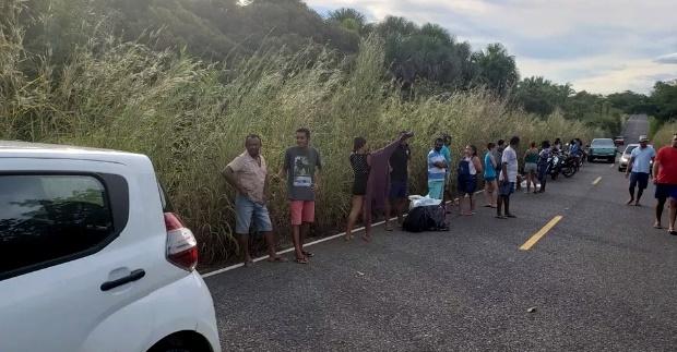 Criança de sete anos morre após ser atropelada em rodovia do Piauí 1
