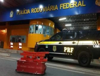 Homem é preso dentro de ônibus transportando 14 kg de cocaína na BR 230 1