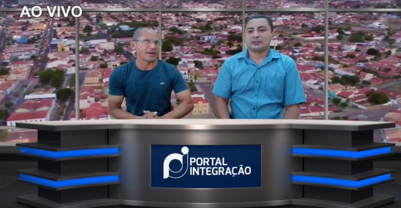 Professor Cesinha lança sua pré-candidatura a vereador de Oeiras 1