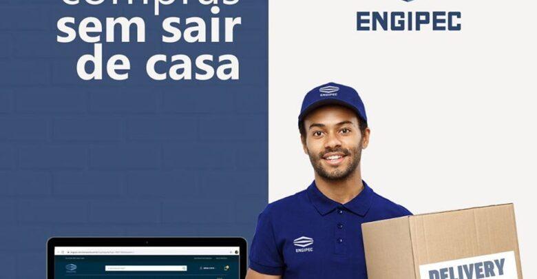Pensando no conforto dos seus clientes a Engipec lança site de vendas 1