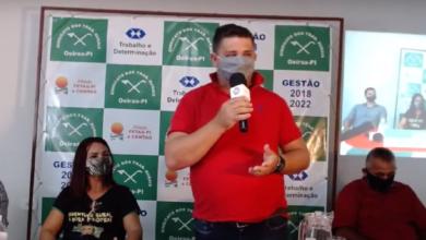 Gilmar Fontes se ausenta do Sindicato dos Trabalhadores Rurais para pré-candidatura a vereador 4
