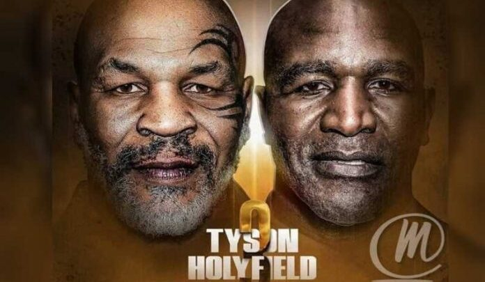 Tyson x Holyfield: negociação prevê terceira luta em novembro no Oriente Médio, diz jornal 1