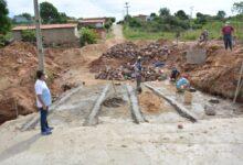 MP recomenda paralisação de obras da prefeitura de Oeiras por descumprimento de decreto municipal e estadual 8