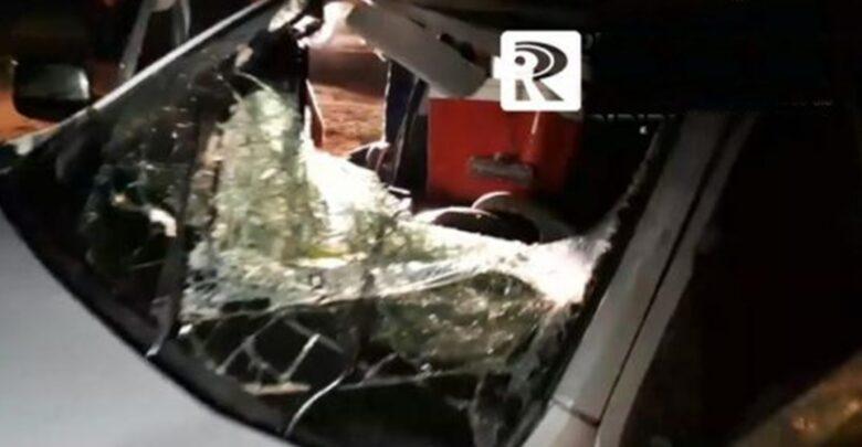 Carro com família que saiu do RJ para o Piauí cai em córrego e criança morre 1