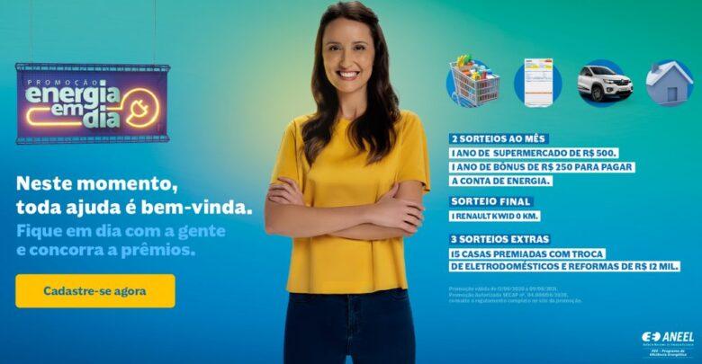 Equatorial Piauí lança a promoção Energia em Dia 1