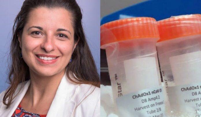 Brasileira está à frente dos testes da vacina de Oxford: covid-19 1