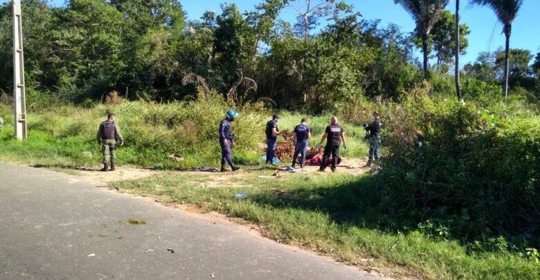 Corpos encontrados sem cabeças e com membros mutilados no Piauí são identificados 1