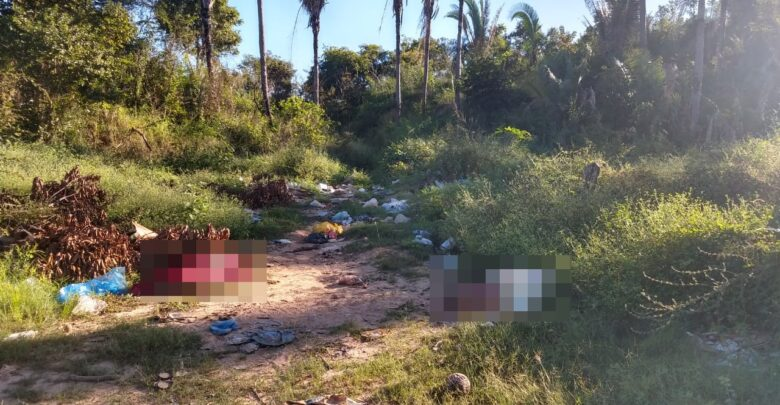 Corpos são encontrados sem cabeça em Avenida em Teresina 1