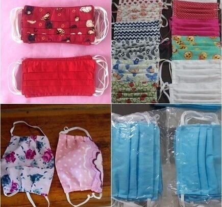 Anvisa exige a obrigatoriedade de três camadas de tecido na fabricação de máscaras caseiras 1
