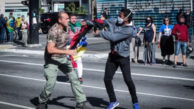Explícito nas ruas, bolsonarismo neofascista se inspira em extremismo e anticomunismo da Ucrânia 5