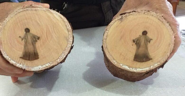 Biólogo esclarece fato da imagem de 'Jesus' que surgiu em tronco de árvore 1