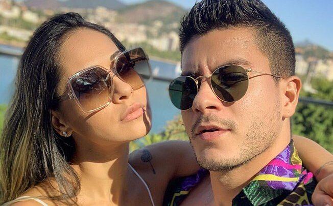Ator Arthur Aguiar quer parte dos lucros da empresa de sua ex-mulher Mayra Cardi 1