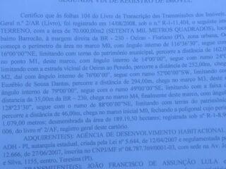 Morador tem casa destruída sob ordem da prefeitura de Oeiras 4