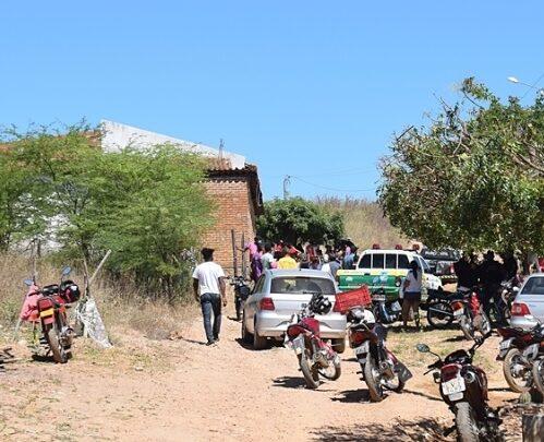 Garoto é morto com diversos disparos na porta de residência em cidade do Piauí 1