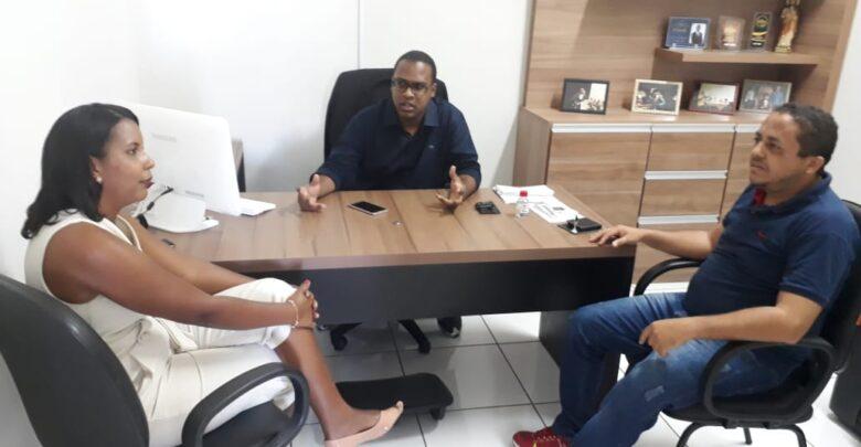 Grupo intitulado a Força do Novo lança dois pré-candidatos a vereador na cidade de Santa Rosa do Piauí e movimenta a política local 1