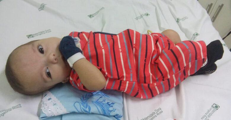 Mãe faz apelo para montar UTI para bebê que mora em hospital no Piauí 1