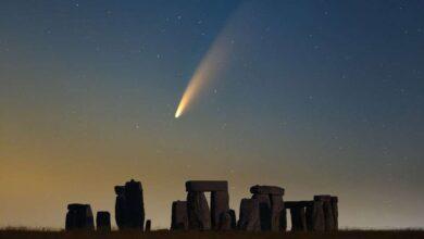 Cometa Neowise chega ao Brasil 4