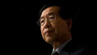 Prefeito de Seul, na Coreia do Sul, é encontrado morto 3