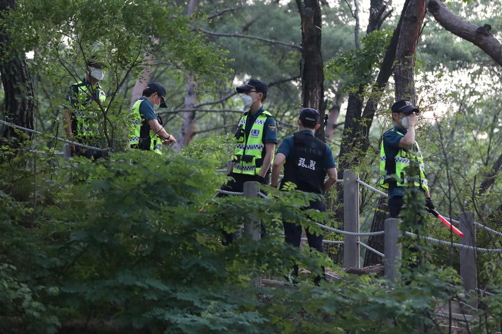 Prefeito de Seul, na Coreia do Sul, é encontrado morto 2
