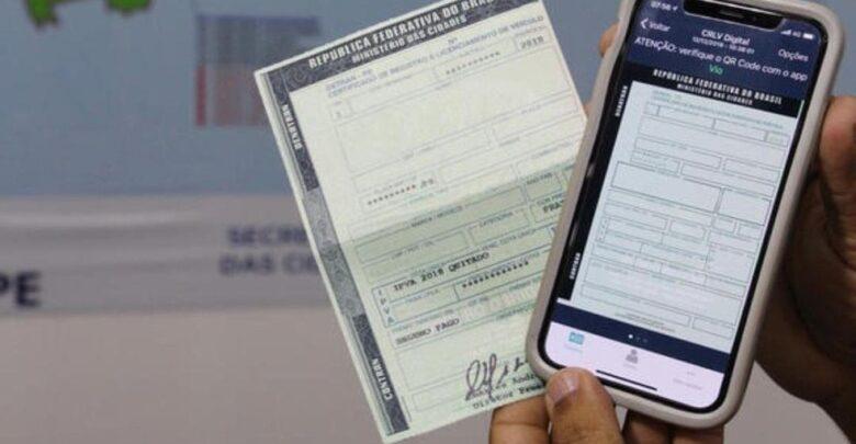 Documento digital do veículo enfim está disponível em todo o Brasil 1