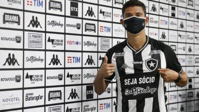 Lateral piauiense Kevin é apresentado como novo reforço do Botafogo 6