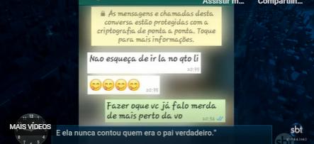 Pastor estupra e engravida sobrinha de 12 anos; veja mensagens no WhatsApp 4