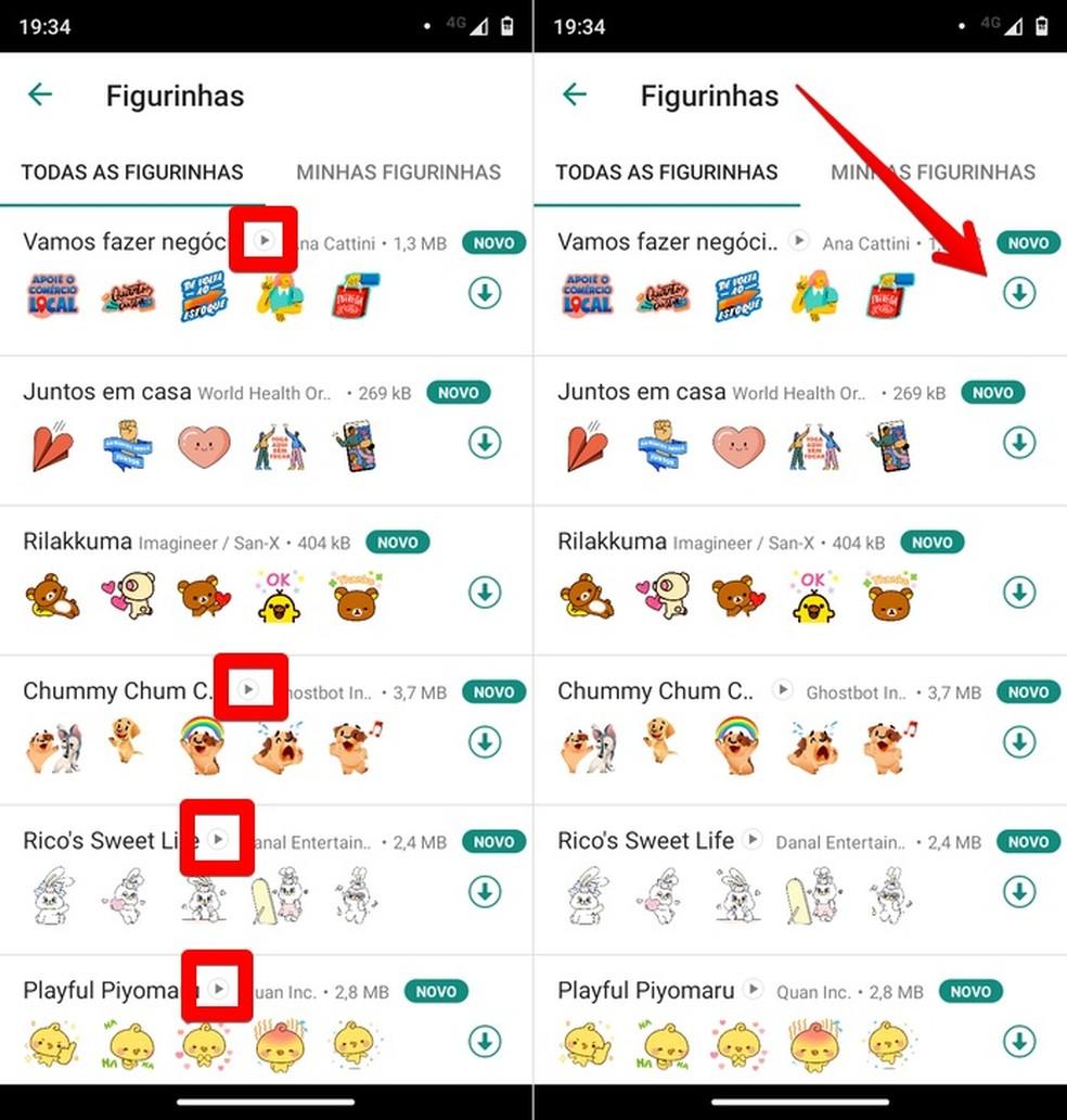 WhatsApp agora tem figurinhas animadas: como ter stickers que se mexem 3