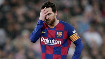 """Diretoria do Barcelona tenta convencer Messi a ficar: """"Estamos trabalhando internamente"""" 1"""
