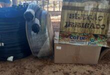 Agricultores de Santa Rosa recebem kits de irrigação para auxiliar no cultivo e produção de alimentos 12