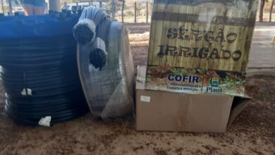 Agricultores de Santa Rosa recebem kits de irrigação para auxiliar no cultivo e produção de alimentos 5