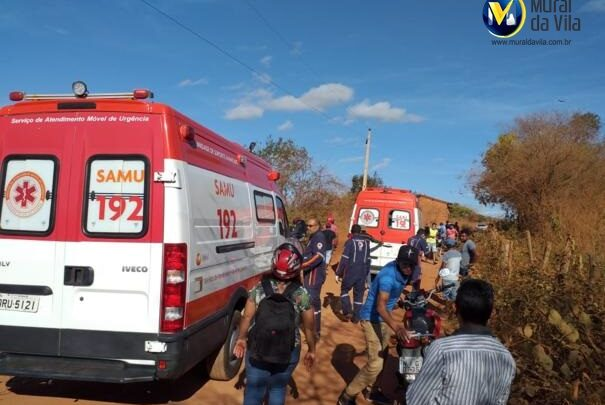 Acidente entre motos deixa um morto e três gravemente feridos em Oeiras 1