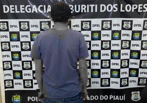 Homem é preso acusado de estuprar garoto de 15 anos no Piauí 1