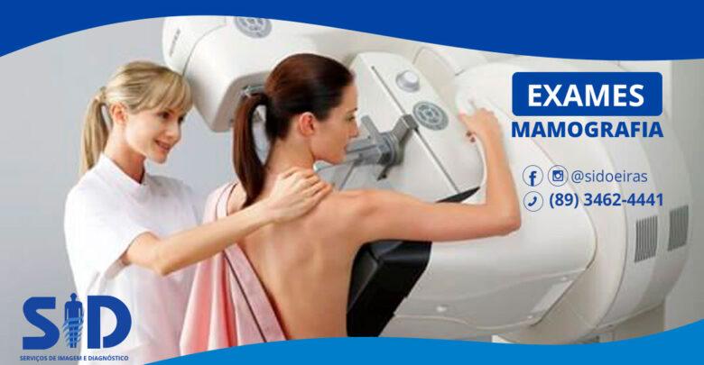 Exames de mamografia em Oeiras 1