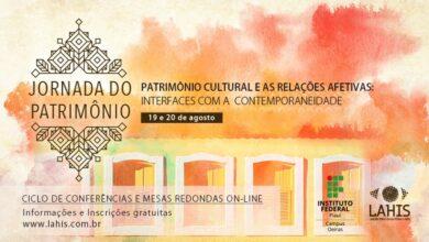 Oeiras realiza Jornada de Patrimônio na modalidade virtual 5