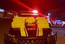 PRF prende homem com 148 kg de maconha vinda do Paraguai em abordagem em Picos 12