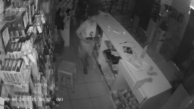 Menor furta loja de celular neste domingo, 09, em Oeiras 2