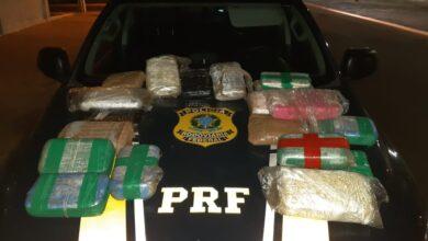 PRF apreende drogas escondidas em veículo avaliadas em R$ 600 mil no Piauí 6