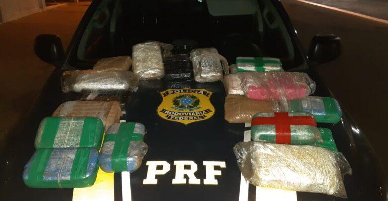 PRF apreende drogas escondidas em veículo avaliadas em R$ 600 mil no Piauí 1